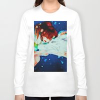 spirited away Long Sleeve T-shirts featuring Spirited Away by ALynnArts