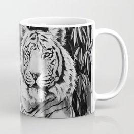 Endangered White Tiger Coffee Mug