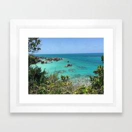 Bermuda Sands Framed Art Print