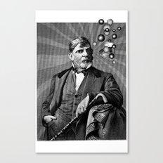Dajjal Canvas Print