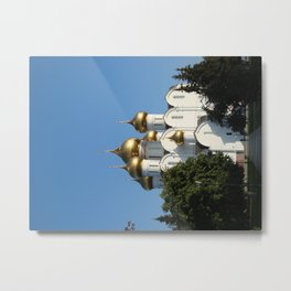 Church, Yaroslavl Metal Print