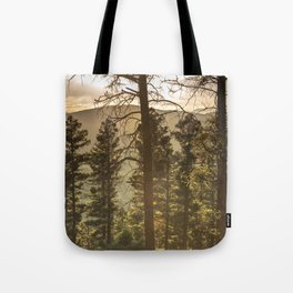 Mountain Forest New Mexico - Nature Photography Tote Bag