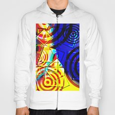 Squares and Rings, design Hoody