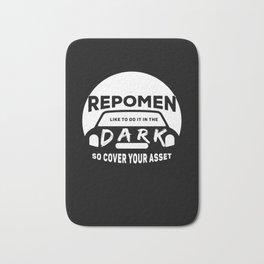 Repossession Agent: Funny Repo Agent Gift Bath Mat