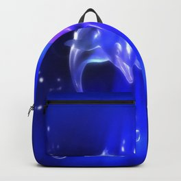 Delphine - dolphins Backpack