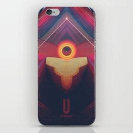 UNTOUCHABLE M1016 iPhone Skin