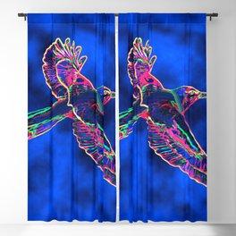 Bird of the Mist Blackout Curtain