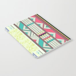 African Tribe Notebook