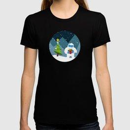 It's a Yeti Christmas! T-shirt