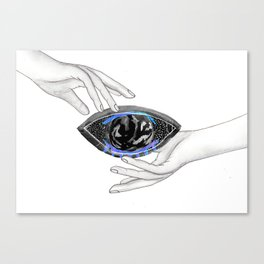 The World In Your Hands Canvas Print