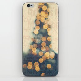 Treekeh iPhone Skin