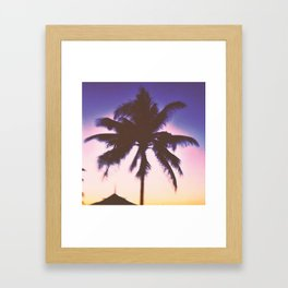 Jamaica Framed Art Print