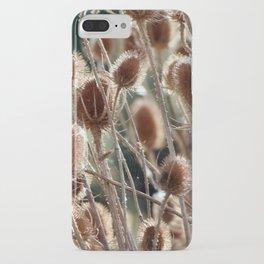 Thistles iPhone Case