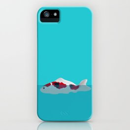 Japanese Fish iPhone Case