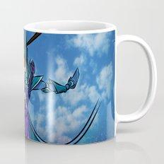 Starry Cerulean Skies Mug
