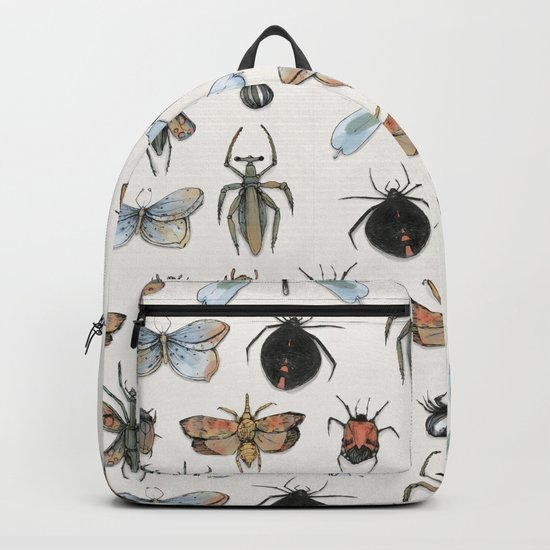 Entomology Backpack