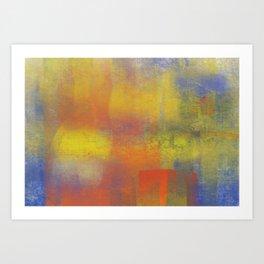 Flares Art Print
