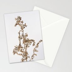 Florales · plant end 1 Stationery Cards
