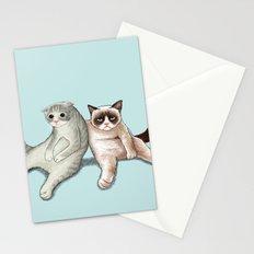 Grumpy Friend Stationery Cards