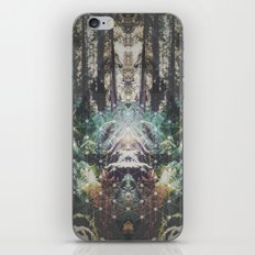 Forest Grid iPhone & iPod Skin