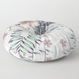 TROPICAL BEAUTY Floor Pillow