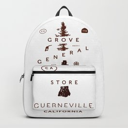 GROVE General Store Logo Backpack