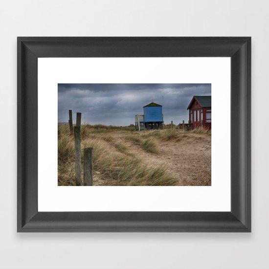 Mudeford Framed Art Print