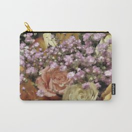Impressionistic Carry-All Pouch