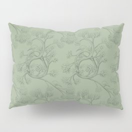The Night Gardener - Endpapers Pillow Sham