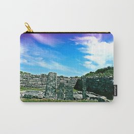 Old Stones Carry-All Pouch