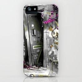 PLAKA - DOOR no2a iPhone Case