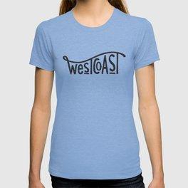 West Coast NZ T-shirt