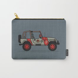 Jurassic Park Jeep Carry-All Pouch