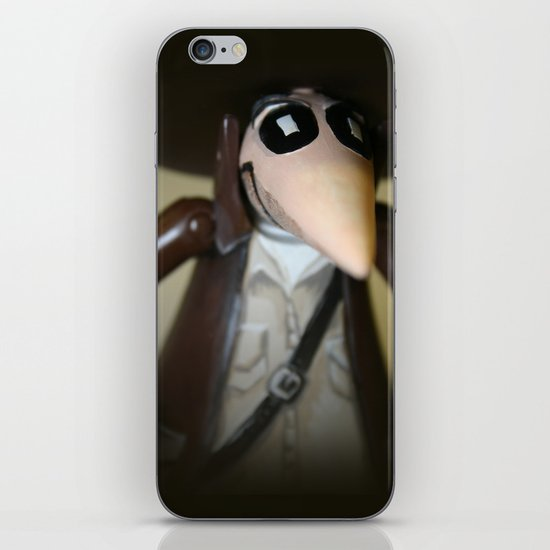Adventure Spy iPhone Skin
