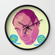 Tony Soprano Wall Clock