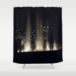 Longwood Gardens Christmas Series 30 Shower Curtain
