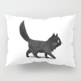 Creeping Cat Pillow Sham
