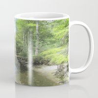 brand new Mugs featuring A Brand New Journey by Gwendalyn Abrams