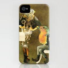 Two Birds  Slim Case iPhone (4, 4s)