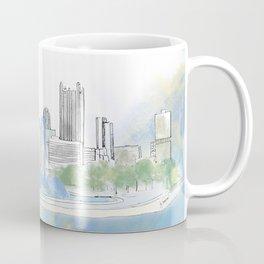 Pittsburgh Point Coffee Mug