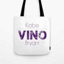 VINO (Purple) Tote Bag