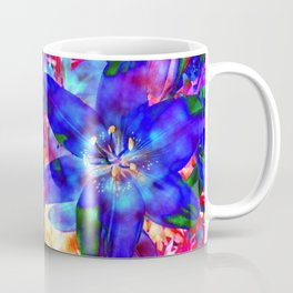 Flashy Flower Coffee Mug