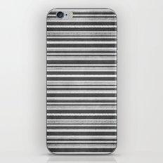 Chalkboard Stripes iPhone & iPod Skin