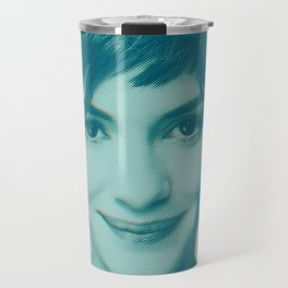 She smiles Travel Mug