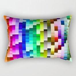 STENDHAL SYNDROME Rectangular Pillow