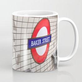 Baker Street Coffee Mug