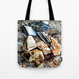 NATURE ROCKS Tote Bag