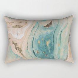 The Healing Pool Rectangular Pillow