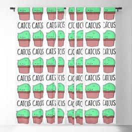 Catcus Blackout Curtain