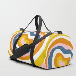 Antelope Canyon Stripes Duffle Bag